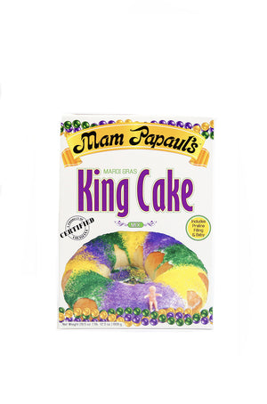 Mam Papaul's King Cake Mix