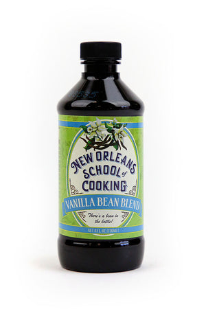 New Orleans School of Cooking Real Vanilla Bean Blend