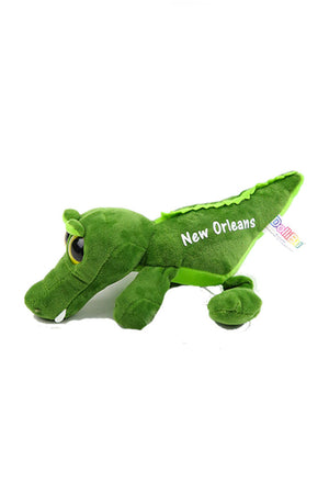 New Orleans Kids Plush Alligator