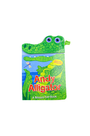 Andy Alligator (Snappy Fun Books)