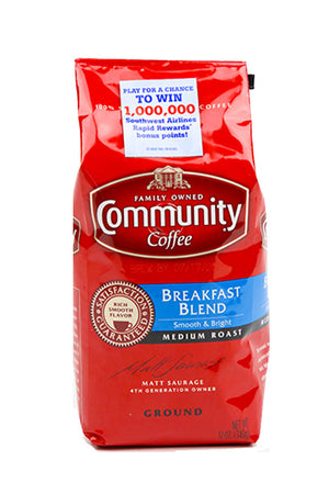 Community Coffee Breakfast Blend