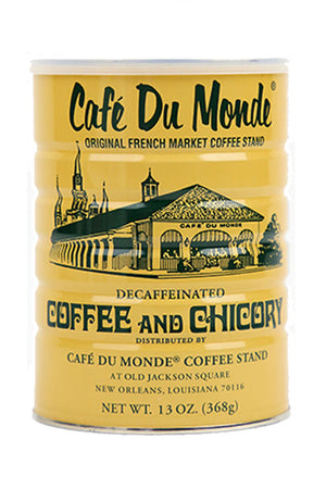 Cafe Du Monde Coffee & Chicory Decaf