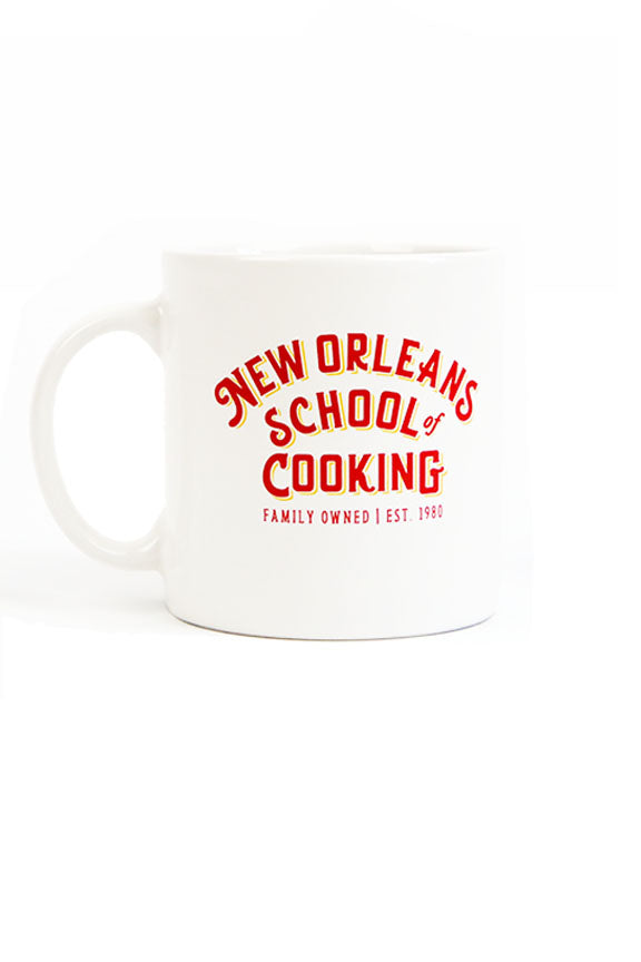 New Orleans School of Cooking Coffee Mug