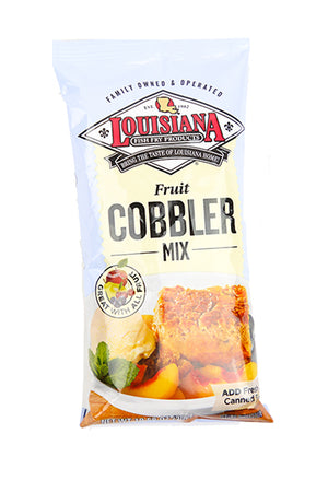 Louisiana Fruit Cobbler Mix
