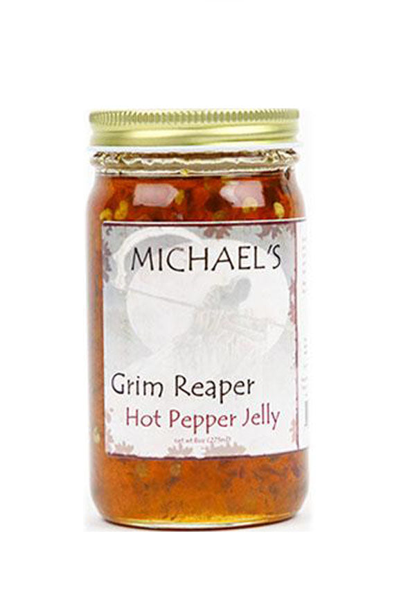Michael's Grim Reaper- Hot Pepper Jelly