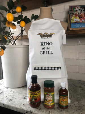 King of the Grill- Gift Set