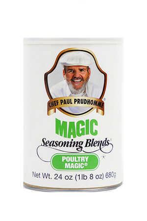Chef Paul Prudhomme Poultry Magic Seasoning