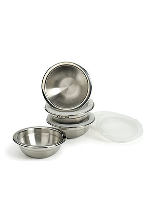 Prep Bowls With Lids (Set of 4)