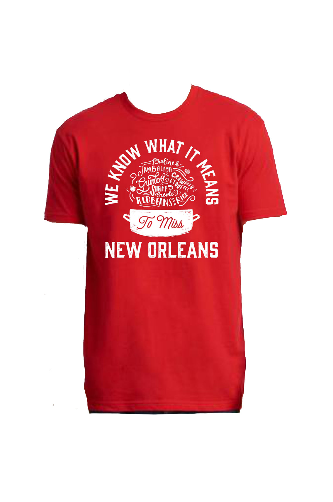We Know What It Means To Miss New Orleans