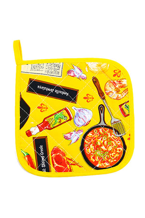 Recipe Potholder
