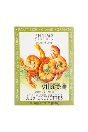 Gourmet Du Village Shrimp Dip Mix