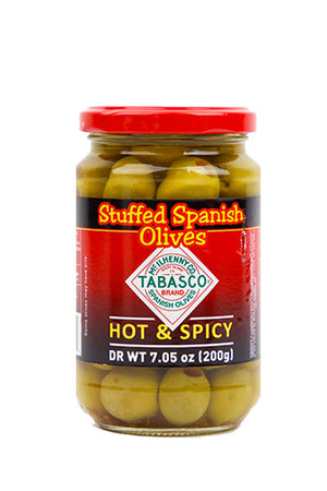 TABASCO® STUFFED SPICY OLIVES