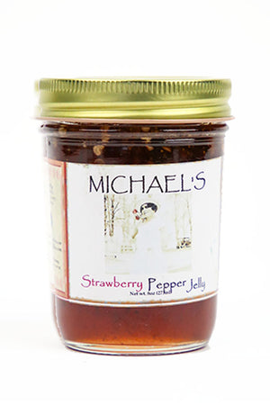 Michael's Strawberry Pepper Jelly