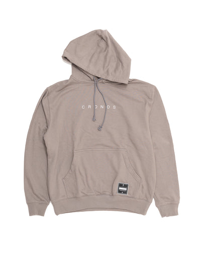 CRONOS NUMERALS PATCH PARKA GRAY