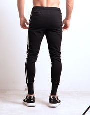 SP0011 Mode Pants-Black