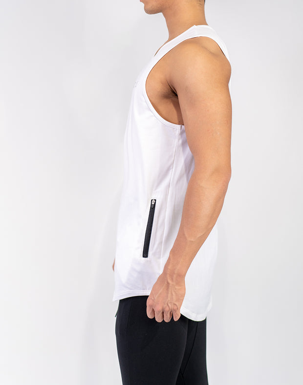 Mode Side Pocket NoSleeve White