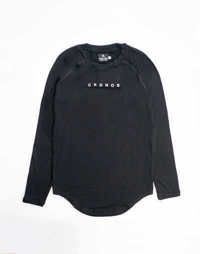"CRONOS""OUTLAST"" LONG SLEEVE BLACK"
