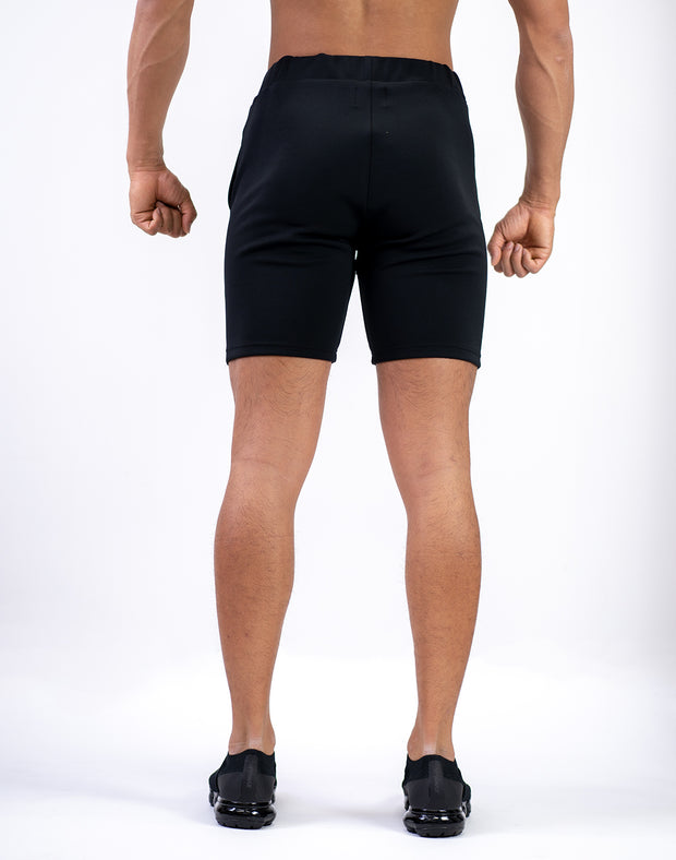 CRONOS NEW LOGO SHORTS BLACK
