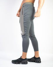 MODE BiCOLOR FIT PANTS KHA×GRAY