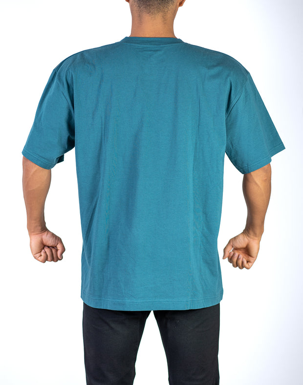 CRNS Over Size T-Shirt GREEN