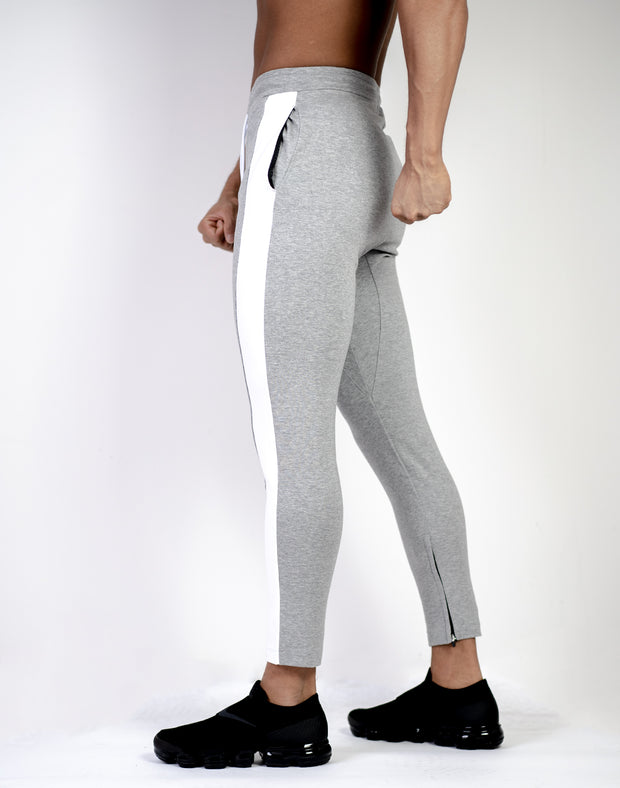 Mode Thick line Pants GRAY