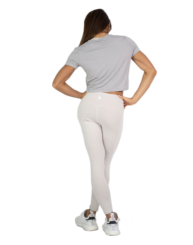 CRONOS WORKOUT LEGGINS GRAY