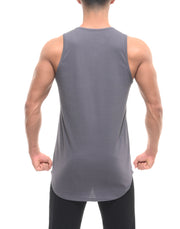 CRONOS NEW LOGO TANK TOP GRAY