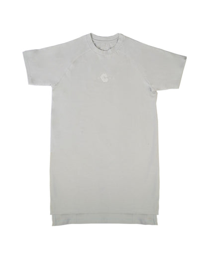 CRONOS LOGO FIT T-SHIRTS GRAY