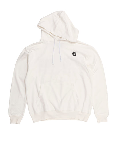 CRONOS GUESS THE NUMBERS  PARKA WHITE
