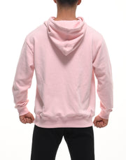 NEW LOGO PULL OVER PARKA PINK