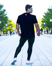CRONOS MODE SWEAT PANTS   BLACK
