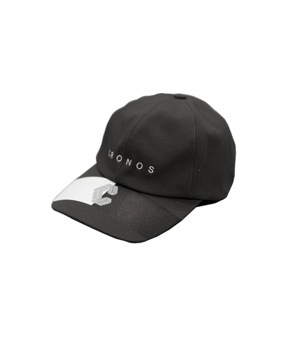 CRONOS HALF COLOR CAP  BLACK