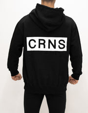 CRNS  BACK BIG LOGO HOODY【BLACK】