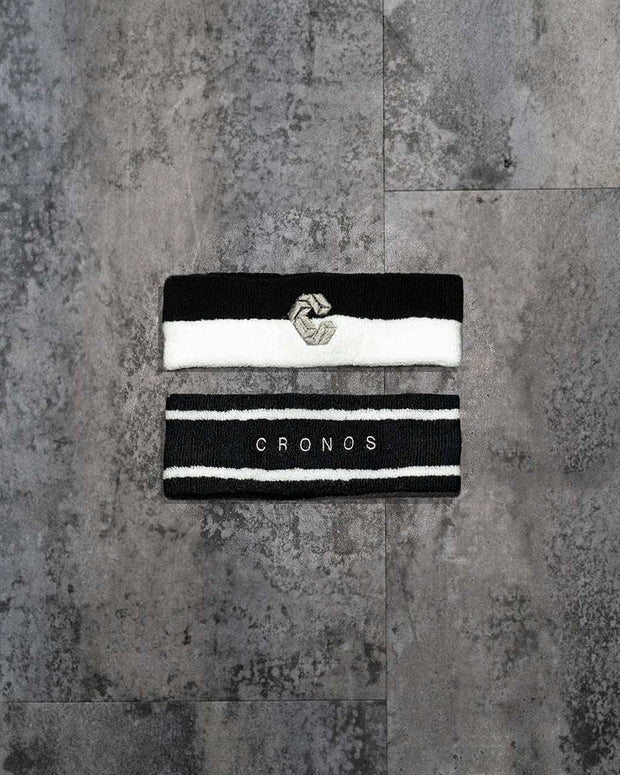 CRONOS HEAD BAND【BLACK】