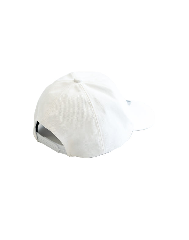 CRONOS HALF COLOR CAP  WHITE