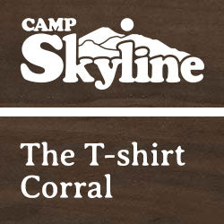 Camp Skyline T-shirt Corral