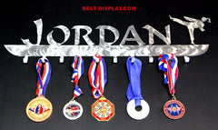 Taekwondo Medal Display