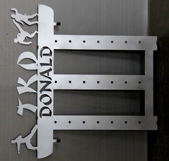 Tae Kwon Do  Belt  Rack  / Personalized