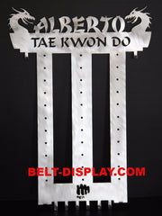 TaeKwonDo Belt Display Rack
