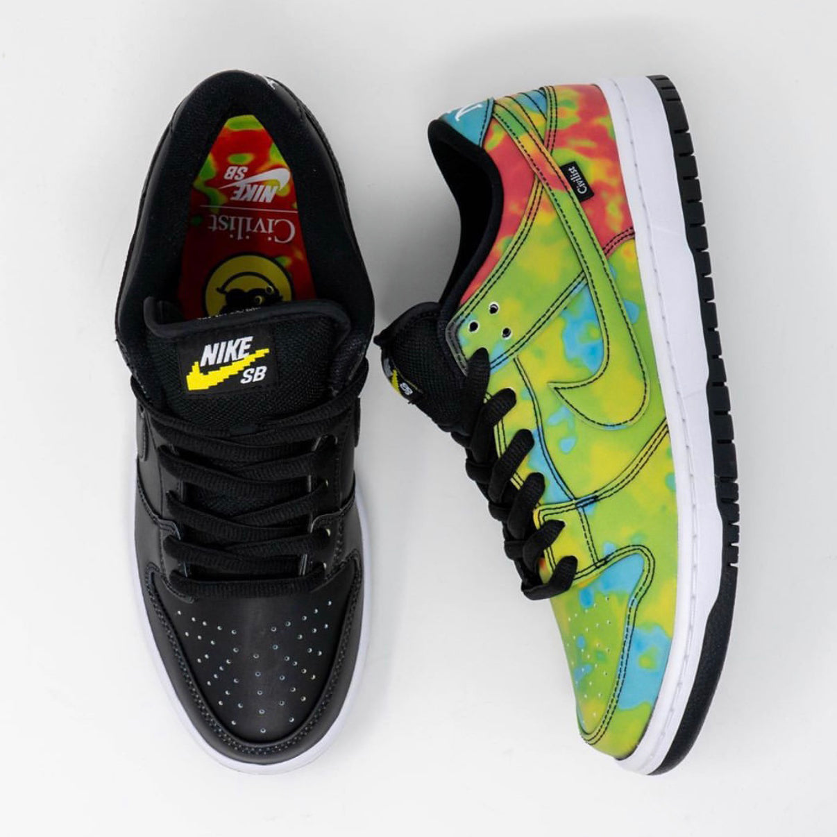 Civilist Berlin X Nike SB Dunk Low Raffle - Orchard Skateshop