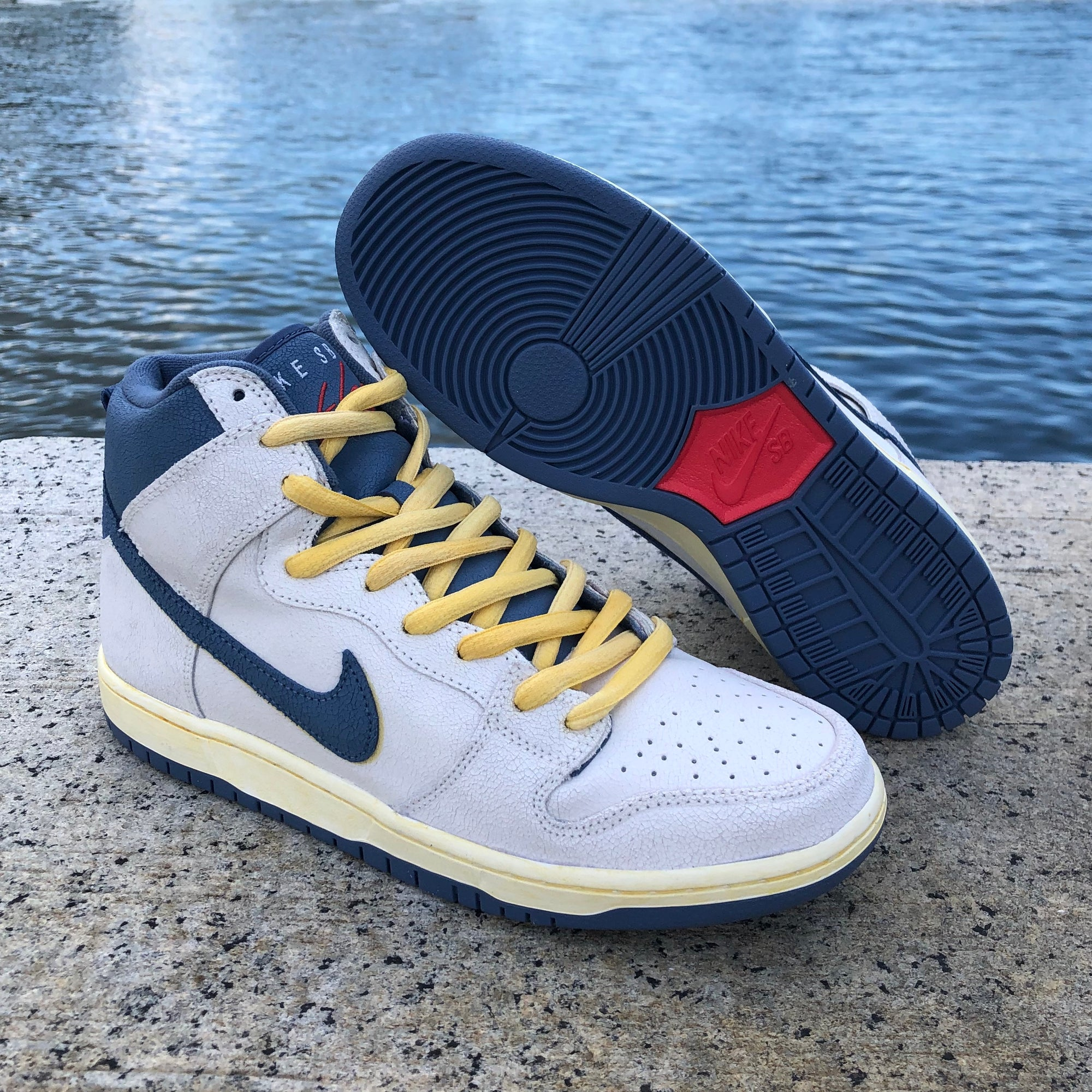 Nike SB x Atlas Skateshop - Lost At Sea Dunk High Raffle