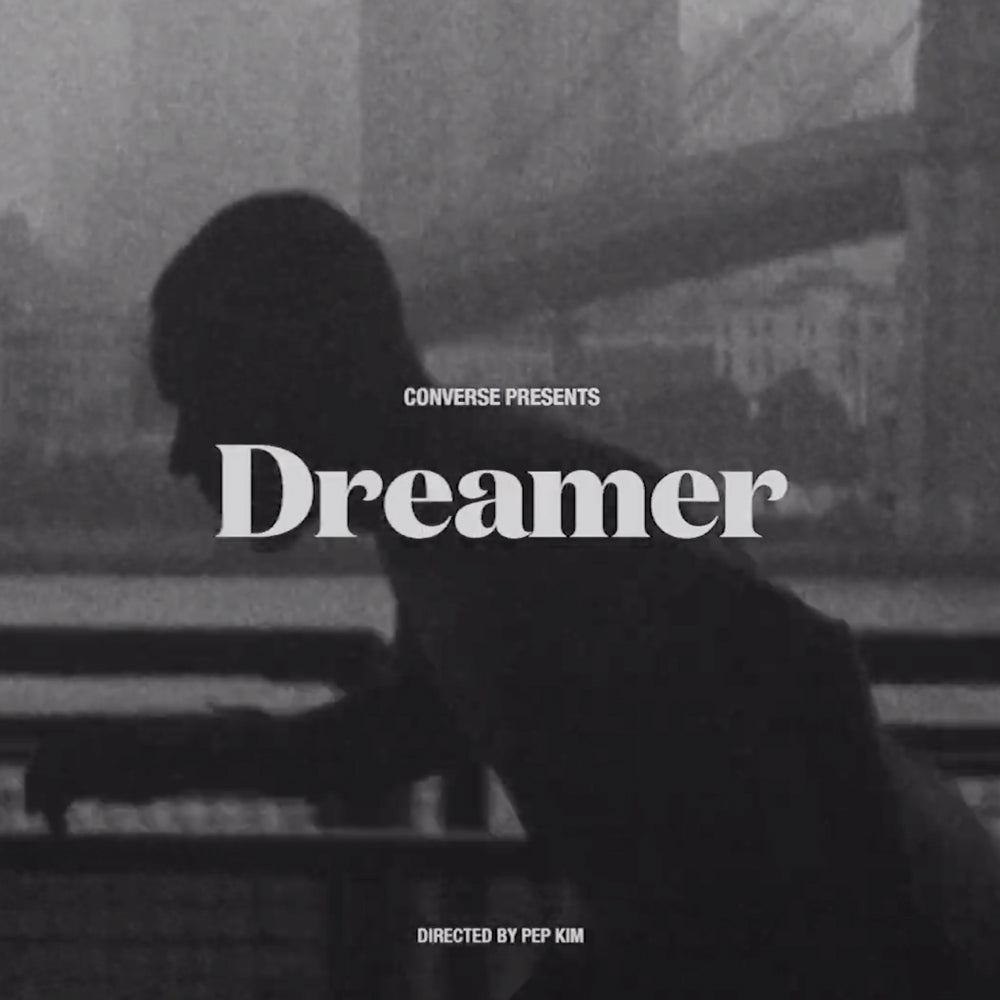 Dreamer.  A Short Film About Jahmal Williams.