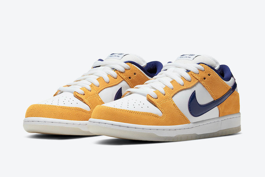 Nike SB Laser Orange Dunk Low Flash Raffle