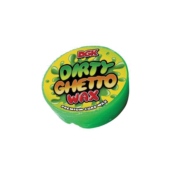 DGK Ghetto Wax Green