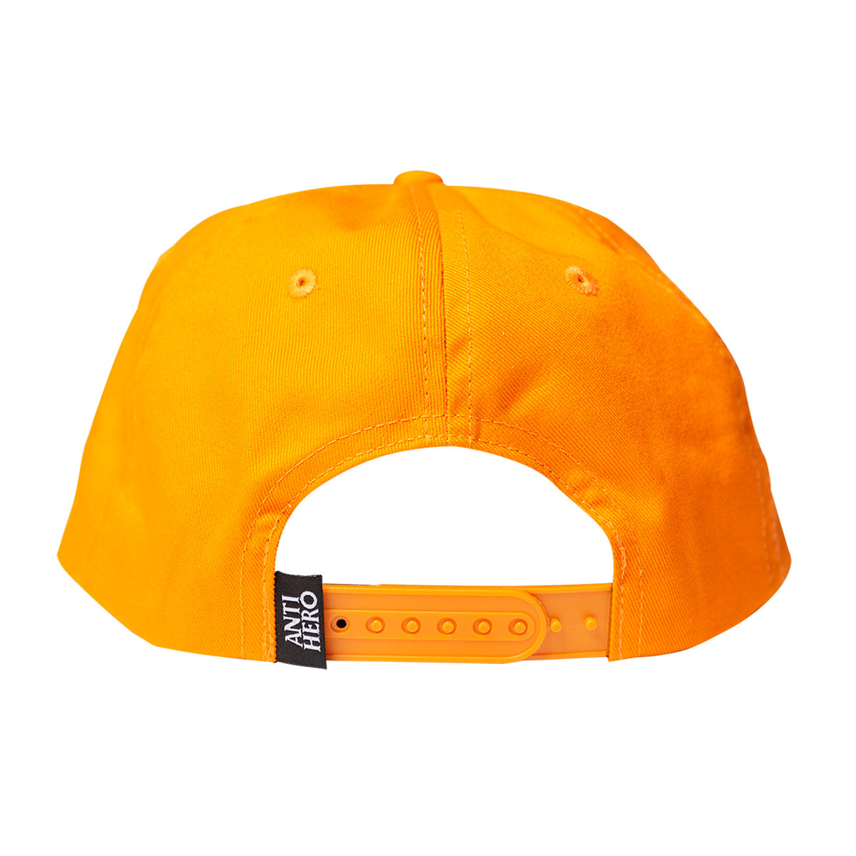 Anti-Hero Basic Eagle Emblem Snapback Orange/Black