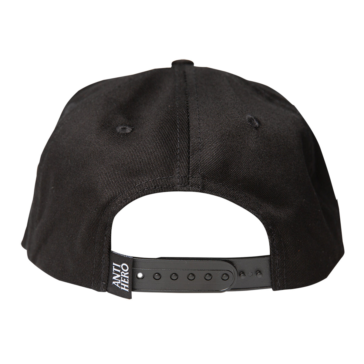 Anti-Hero Reserve Patch Snapback Black/Olive