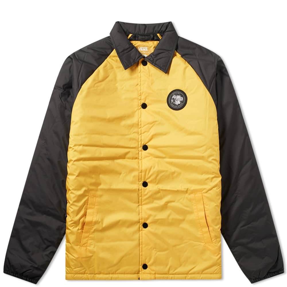 Vans x North Face Torrey MTE Jacket Yellow