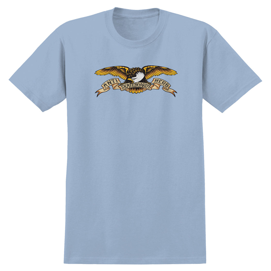 Anti Hero Eagle Tee Powder Blue