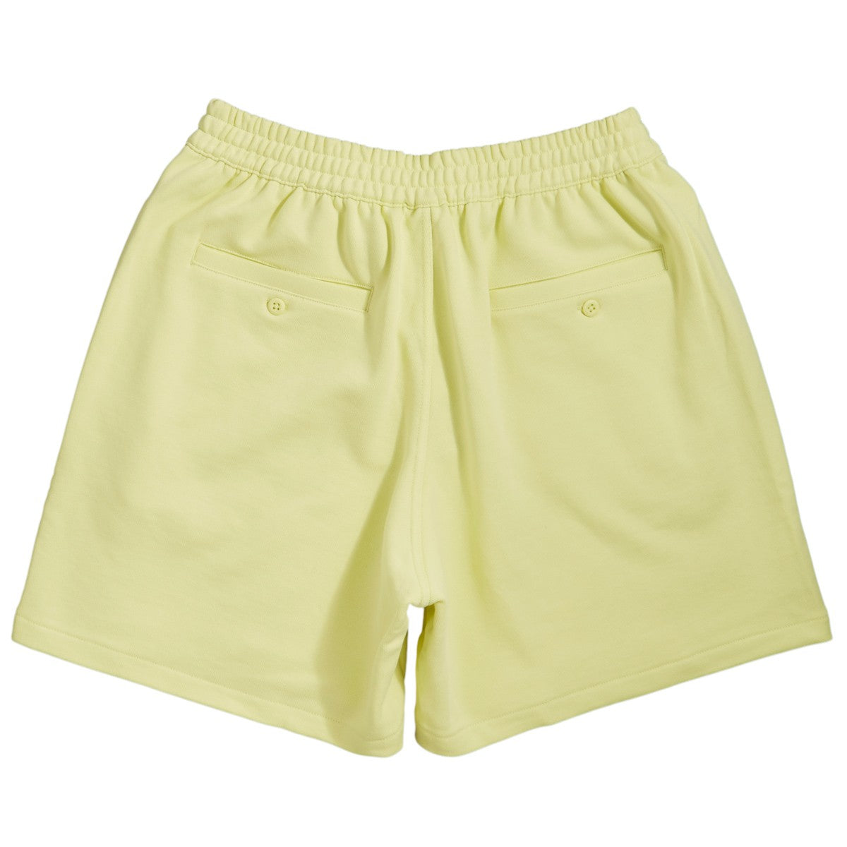 Adidas Shmoo Shorts Yellow Tint Purple