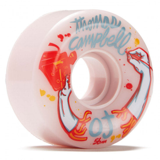 OJ Wheels Thomas Campbell Keyframe 87A Pink 56mm